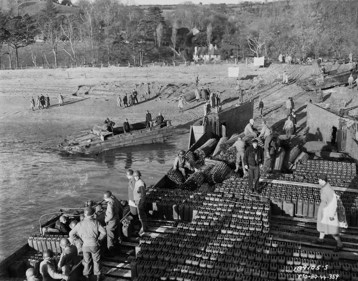 DUKW Amphibious on Slapton Sands England Pre D-Day Training 1944