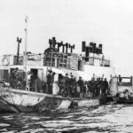 Landing Barge kitchen LCVs and LCM(3)'s – Invasion of Normandy