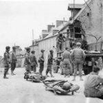 US 82nd Airborne 505th PIR Aid Station no 2 in Sainte-Mère-Église