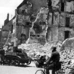 AMR 33 Orleans France July 1940