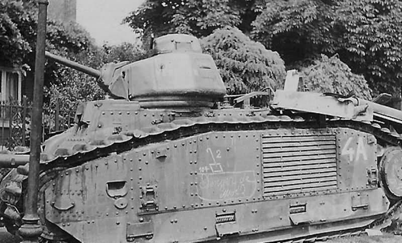 """B1 bis Verdun II """"4A"""""""