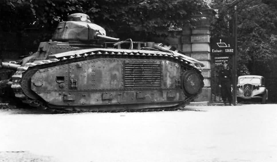 B1 bis tank 6