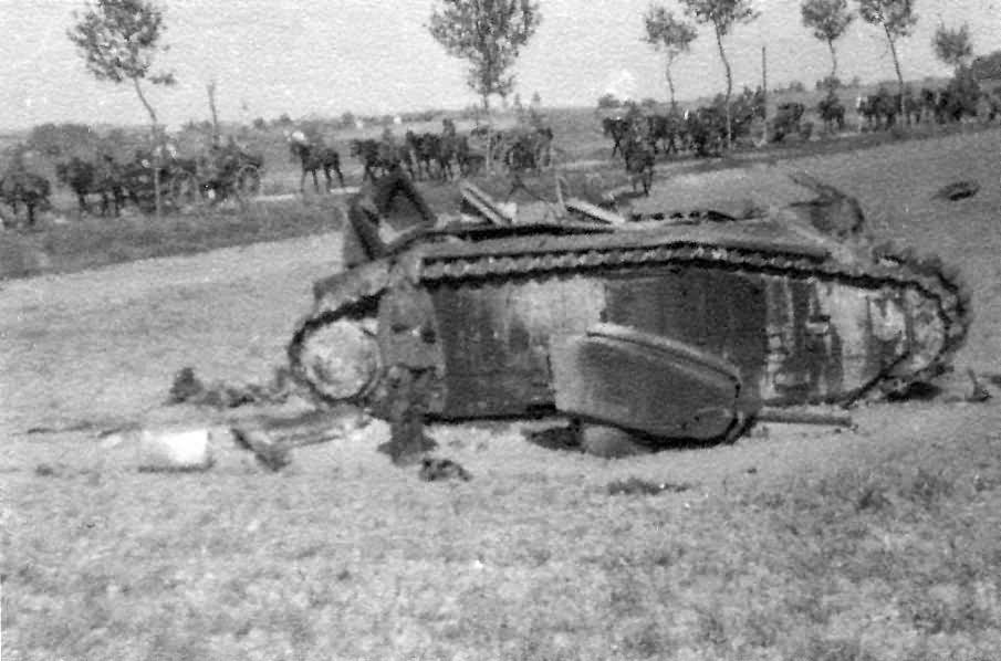 B1 bis tank France 1940 13