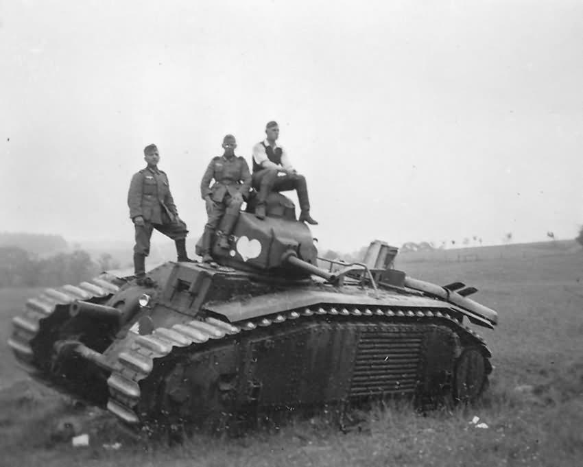 B1 bis tank France 1940 14
