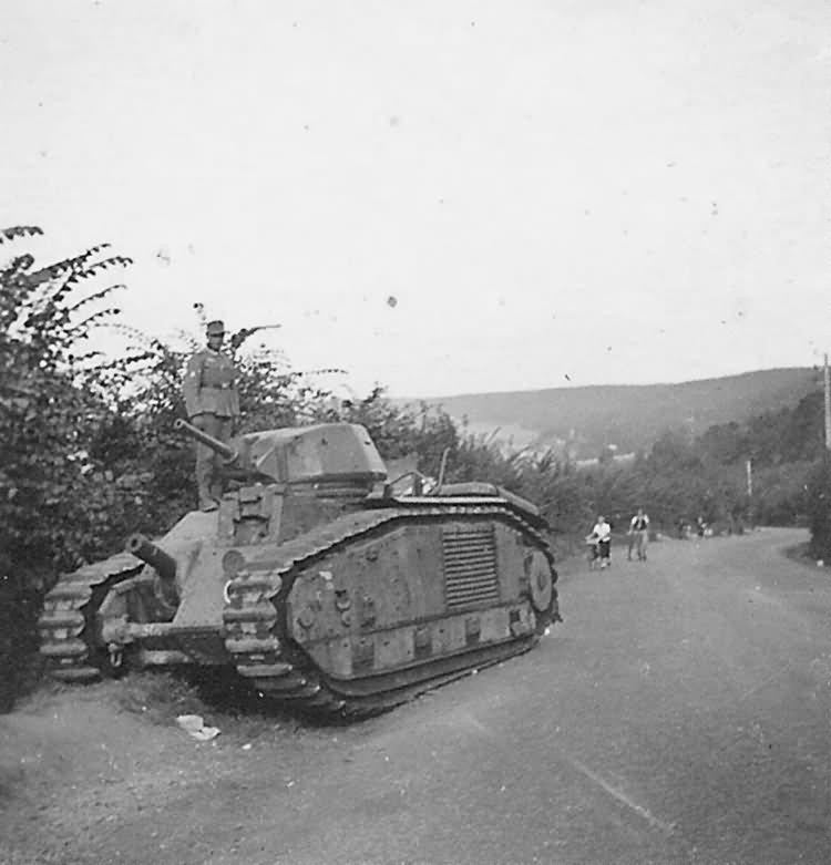 B1 bis tank France 1940 22