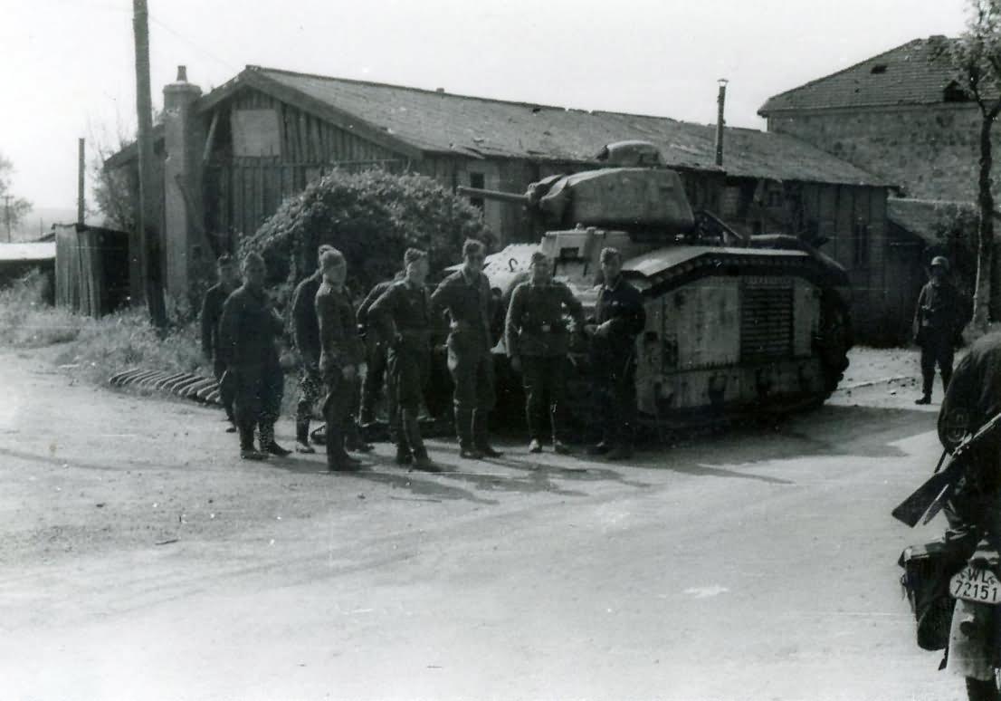 Char B1 bis 1940
