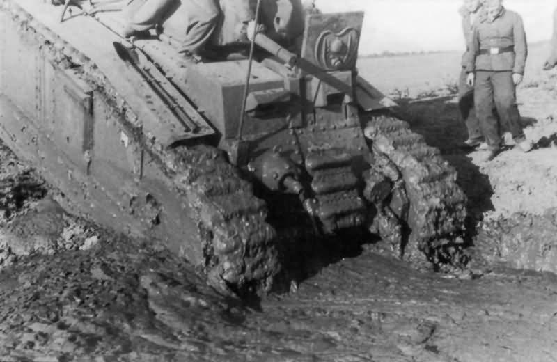 Flammpanzer Panzerkampfwagen B2 740 (f) 5
