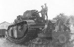 French super heavy tank Char 2C 2