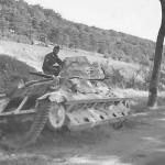 FCM 36 infantry tank France 1940