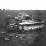 French light infantry tank FCM 36