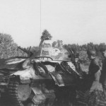 French light tank FCM 36