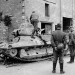 light infantry tank FCM 36 number 51940
