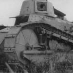 FT 17 France 1940