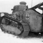 FT 17 Panzerkampfwagen 17R 730 f