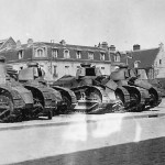 FT 17 tanks France 1940