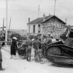 FT17 tank France 1940