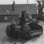 Renault FT 17 1940