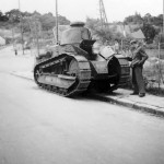 Renault FT 17 light tank