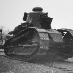 Renault FT 17 photo