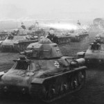 Hotchkiss H-35 tanks in german service, February 1941