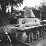 Hotchkiss H-35 tank 40555