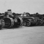 Hotchkiss H39 and other french tanks