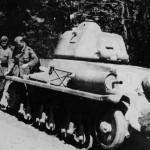 Hotchkiss H39 tank