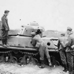 Hotchkiss H39 tank number 51