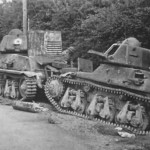 Hotchkiss H39 tanks