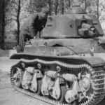 Renault R35 french light tank