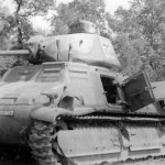 Cavalry tank Somua S-35 82