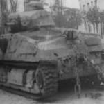 French Somua S 35 tank