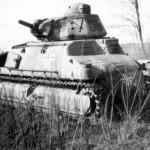 German Somua S-35 of 3rd SS Panzer Division Totenkopf