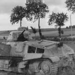 Somua S-35 36 World War II tank