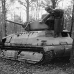 Somua S-35 Phalempin Belgium 1940