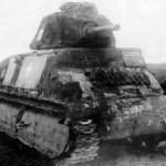Somua S 35 in german service 4