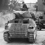 Somua S 35 in german service 6