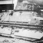 Somua S35 number 421 Panzerkampfwagen 35S 739 f
