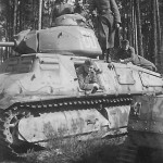 Char de cavalerie Somua S-35 tank photo