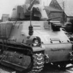 Somua S35 german tank