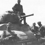 Somua S35 tank 50307