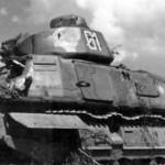 Somua S35 tank number 01