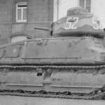 Somua S35 tank number 52