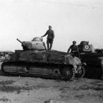Somua S35 tanks 1940