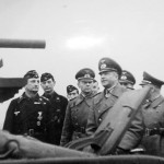 Field Marshal Walther von Brauchitsch and Somua S35 1941 2