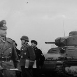 Field Marshal Walther von Brauchitsch and Somua S35