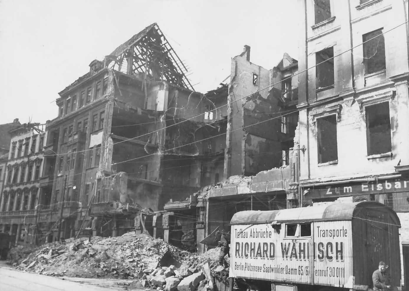 Berlin in ruins 1945