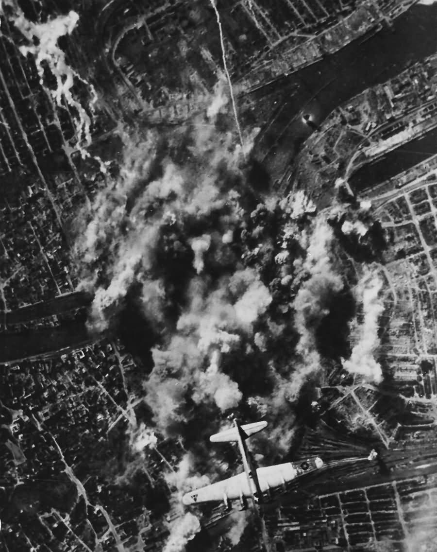 Bombing of Bremen