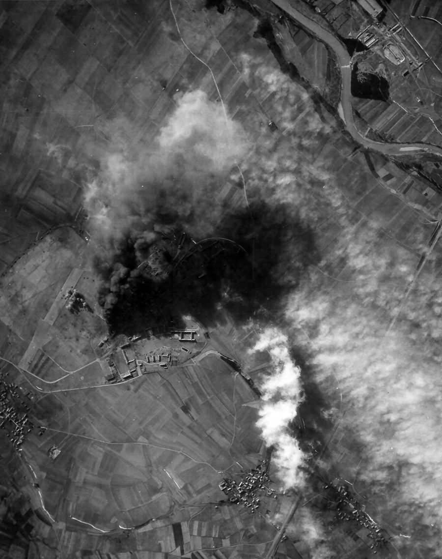 Landsberg Airfield WW2