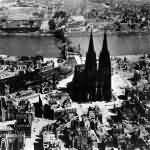 Bomb Damage To Köln (Cologne) Germany 14 March 1945